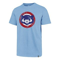Men's '47 Brand Chicago Cubs   Throwback Club Tee