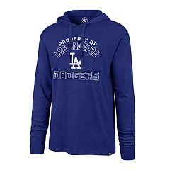 Men's '47 Brand Los Angeles Dodgers   Club Arch Hoodie