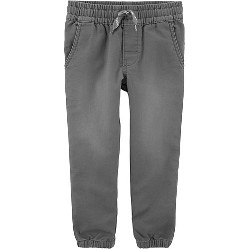 Baby Boy Carter's Pull-On Knit-Like Joggers