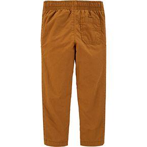 Baby Boy Carter's Pull-On Poplin Play Pants
