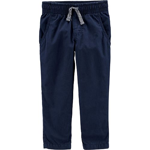 Baby Boy Carter's Pull-On Poplin Play Pants