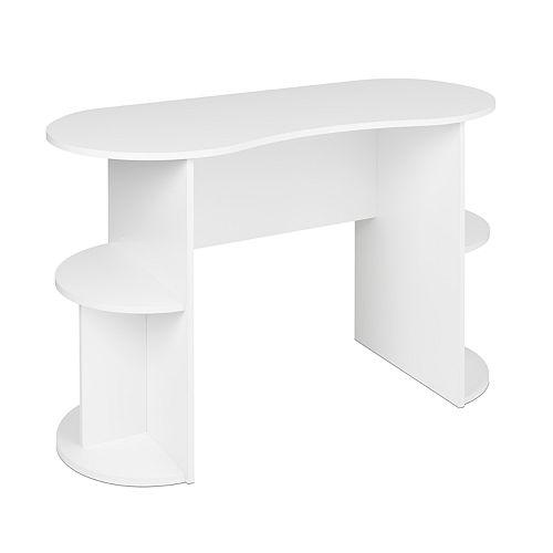 Prepac Kurv Compact Student Desk