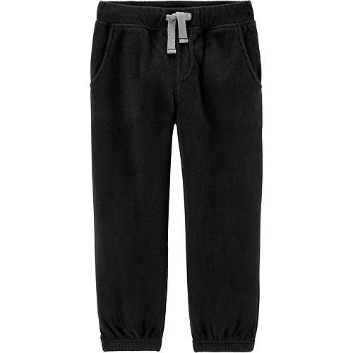 Baby Boy Carter's Pull-On Fleece Pants