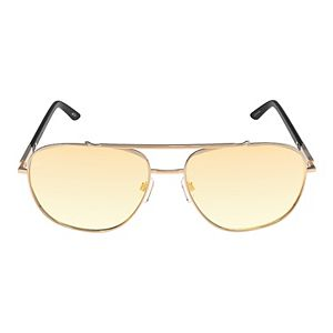 Unisex PRIVÉ REVAUX The Dealer 59mm Aviator Sunglasses