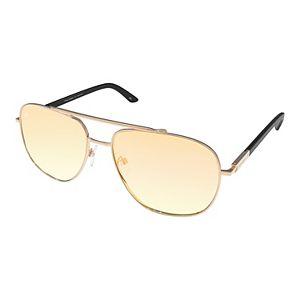 Unisex PRIVÉ REVAUX The Dealer 59mm Aviator Sunglasses