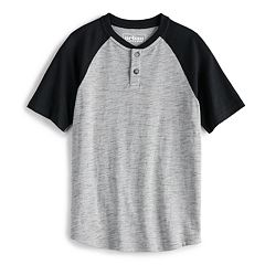 Boys 8-20 Urban Pipeline™ Striped Henley Tee