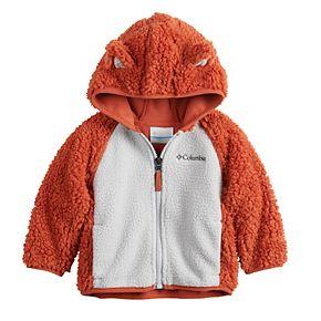 Baby Boy Columbia Foxy Baby Sherpa Fleece Jacket