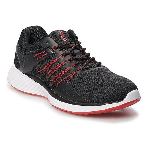 FILA Memory Silverflare Men's Athletic Shoes