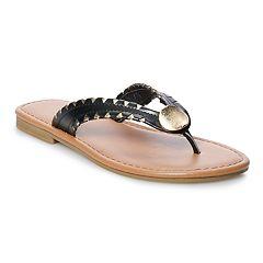 6179aa3ed8d SONOMA Goods for Life™ Manon Women s Sandals