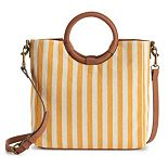 SONOMA Goods for Life? Newport Striped Convertible Tote