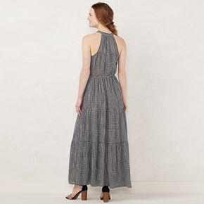 Women's LC Lauren Conrad Sleeveless Maxi Dress