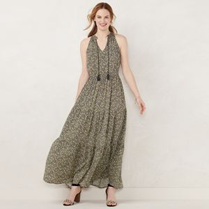 ded7321cdd8 Sale.  49.99. Original.  68.00. NEW! Women s LC Lauren Conrad Sleeveless  Maxi Dress