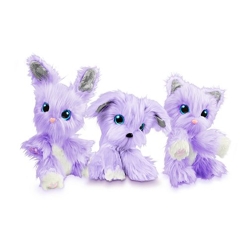 Little Live Scruff-a-Luv Plush Mystery Rescue Pet - Lilac