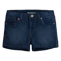 Girls 7-16 Levi's® Shorty Jean Shorts