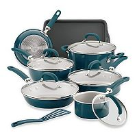 Deals on Rachael Ray Create Delicious 13-pc. Aluminum Cookware Set