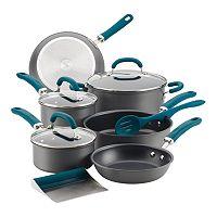 Rachael Ray Create Delicious 11-pc. Nonstick Cookware Set Deals