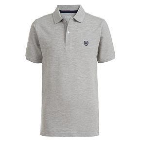 Boy's 4-20 Chaps Houston Short Sleeve Polo