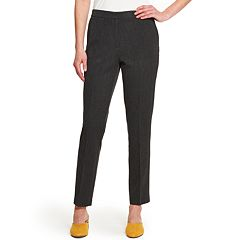 Women's IZOD Pull-On Slim Ankle Pants