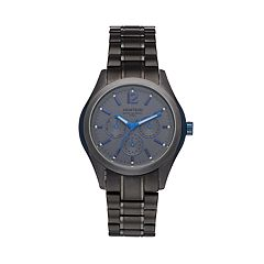 Armitron Men's Gunmetal Stainless Steel Watch - 20-5350BLDG