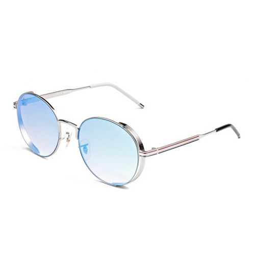 Women's PRIVÉ REVAUX The Riviera 55mm Polarized Round Sunglasses