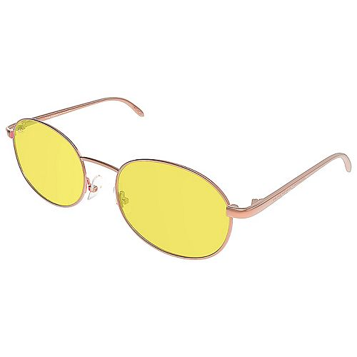 Women's PRIVÉ REVAUX The Candy 53mm Polarized Round Sunglasses