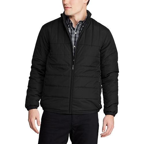 Big & Tall Chaps Quilted Packable Jacket