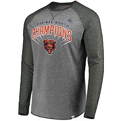 Men's Chicago Bears 2018 NFC North Champions Tee