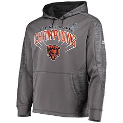 Men s Chicago Bears 2018 NFC North Champions Hoodie da45fd781