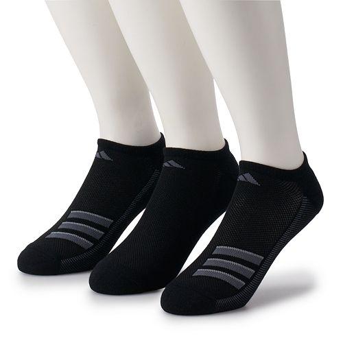 Men's adidas 3-Pack Climacool Superlite No-Show Socks