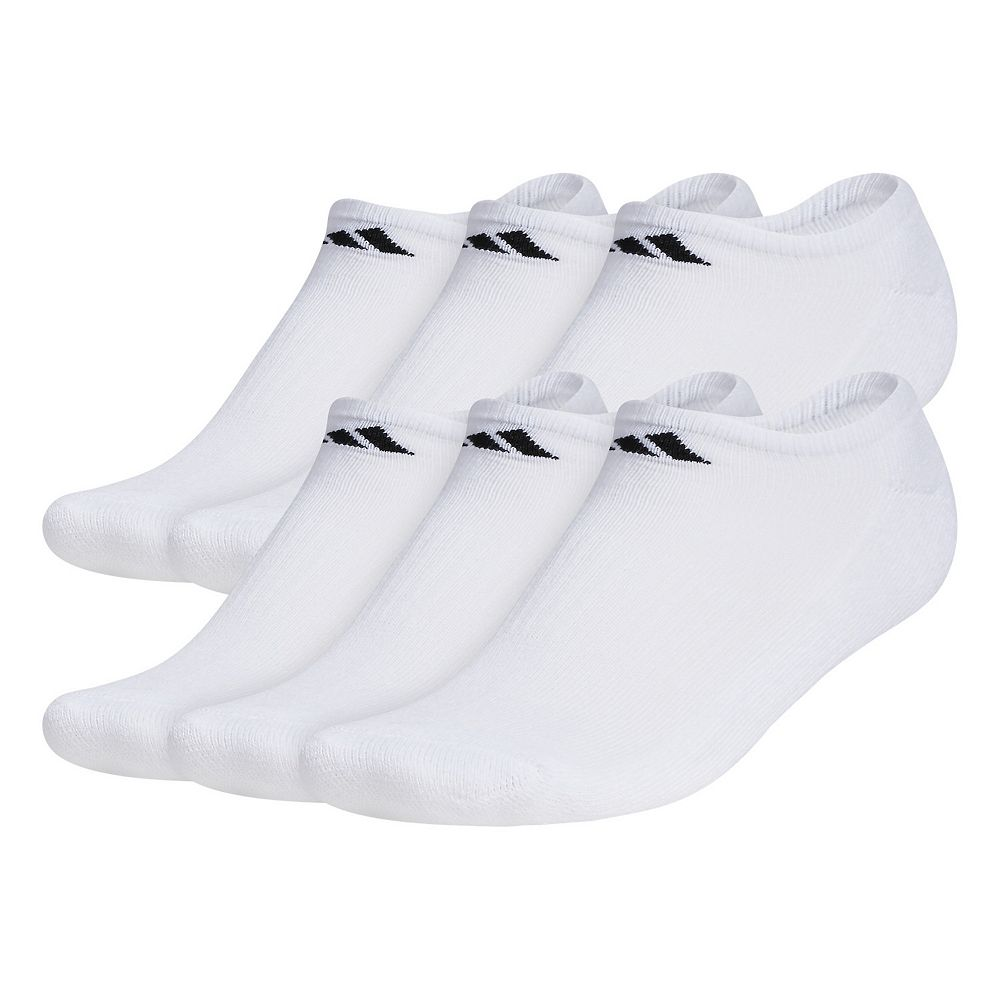 Men's adidas 6-pack Climalite Cushioned No-Show Socks
