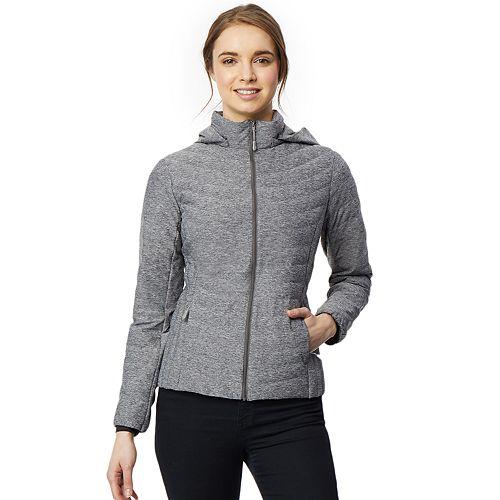 Women's HeatKeep Hooded Soft Stretch Packable Jacket