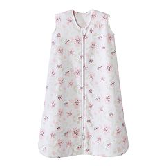 Baby Girl HALO SleepSack Wildflower Blush Wearable Blanket