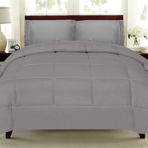 Sweethome Collection Luxury Comforter & Sheet Set