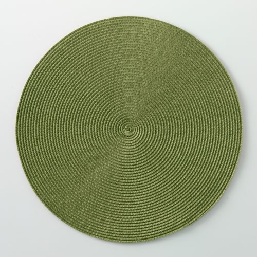 SONOMA life + style® Basket-Weave Spiral Placemat