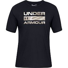 Men's Under Armour Grit Camo Tee