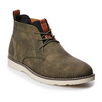Sonoma Goods for Life Men's Javier Chukka Boots (various colors/sizes)