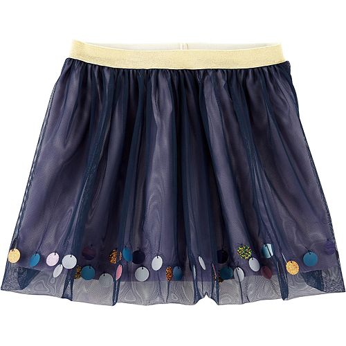 Girls 4-12 Carter's Sequin Tutu Skirt