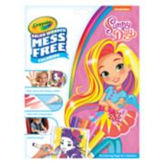 Crayola Sunny Day Color Wonder Coloring Kit