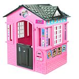 L.O.L. Surprise! Glitter Cottage Playhouse by Little Tikes