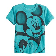 Disney's Mickey Mouse Toddler Boy Slubbed Graphic Tee by Jumping Beans®