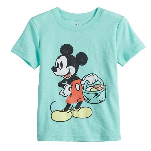 Disney's Mickey Mouse Toddler Boy Easter Basket Slubbed Graphic Tee by Jumping Beans®