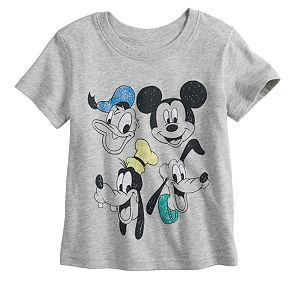 Disney?s Mickey Mouse Baby Boy Short-Sleeve Tee by by Jumping Beans