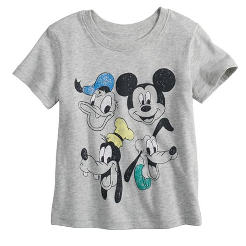 Disney's Mickey Mouse Baby Boy Short-Sleeve Tee by by Jumping Beans®
