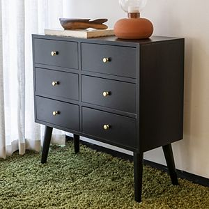 Decor Therapy 6-Drawer Dresser