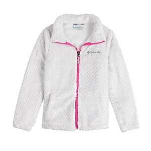 Girls 4-16 Columbia Fireside Sherpa Jacket