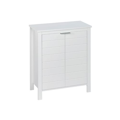 RiverRidge Home Madison Collection 2-Door Floor Cabinet