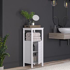 RiverRidge Home Madison Single Door Floor Cabinet