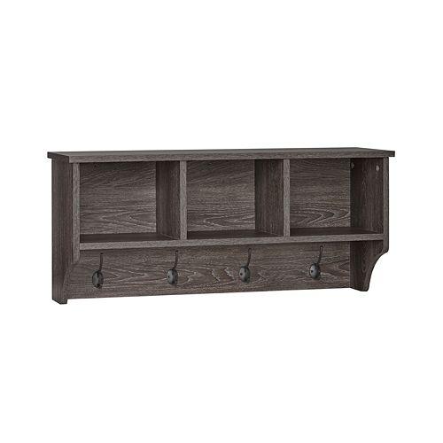 RiverRidge Home Woodbury Wall Shelf