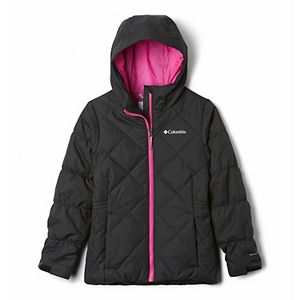 Girl's 4-20 Columbia Casual Slopes Jacket