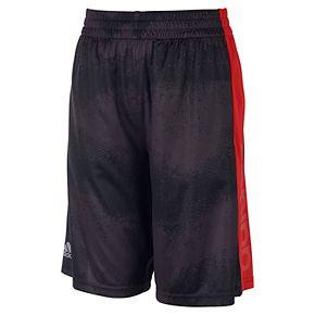 Boys 4-7x adidas Striped Fusion Shorts